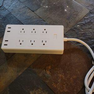 Smart Powerstrip power bar